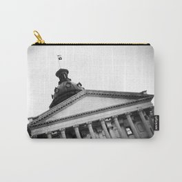 SC State House - B&W Carry-All Pouch