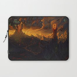 And in the Darkness Bind Them Laptop Sleeve