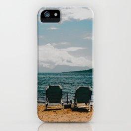 Lefkas I iPhone Case
