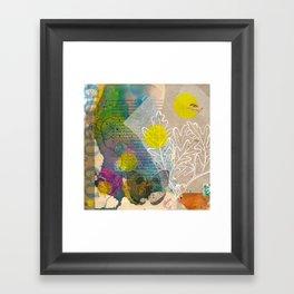 The End of Summer Framed Art Print