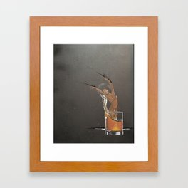 Henny Str8 No.2 Framed Art Print