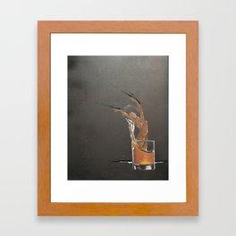 Henny Str8 No.2 Framed Art Print