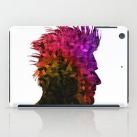 punk iPad Cases featuring punk by KrisLeov