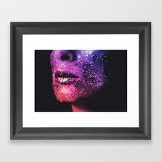 we are all made from stardust Framed Art Print