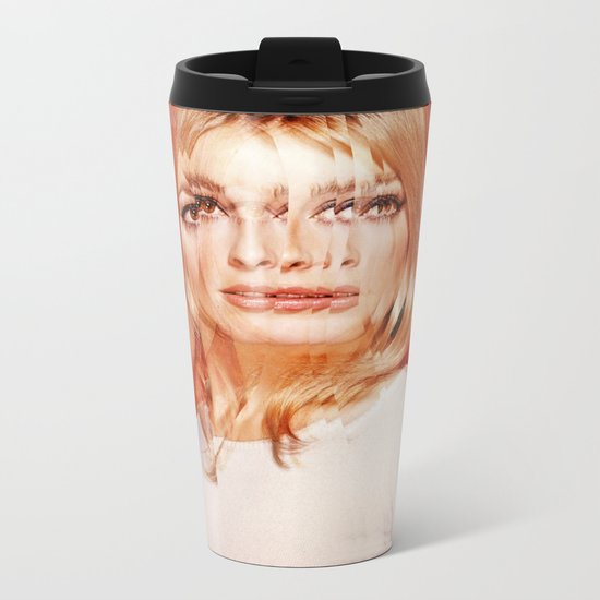 Another Portrait Disaster · S1 Metal Travel Mug