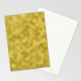 Gold Foil Stationery Cards