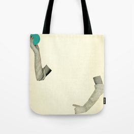 Disappearing Act Tote Bag