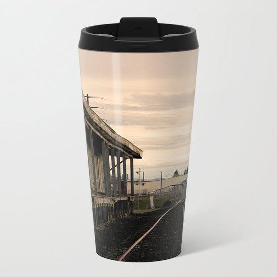 Industrial Redmond Metal Travel Mug