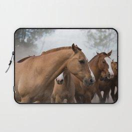 Estancia Horses Laptop Sleeve