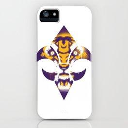 Graffti LSU iPhone Case