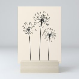 Dandelions Mini Art Print