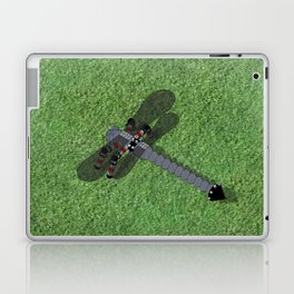 Mechanical Dragonfly Laptop & iPad Skin
