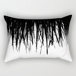 Fringe Rectangular Pillow