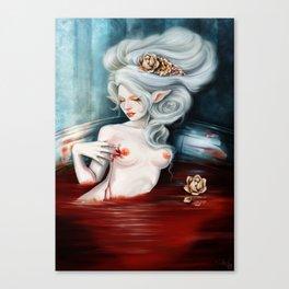 Bloodlust Canvas Print