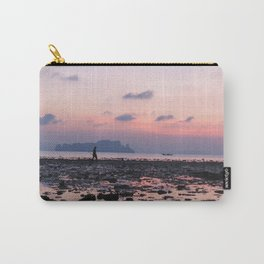 Crabbing at dawn Carry-All Pouch