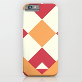 patter figures  iPhone Case