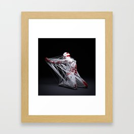 Kentagona Framed Art Print