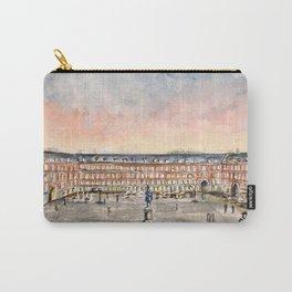 Plaza Mayor de Madrid, Spain Carry-All Pouch