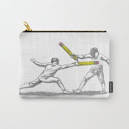Parry Thrust Pencil Erase Carry-All Pouch