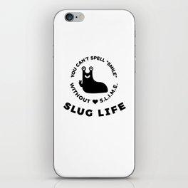 Slug Life iPhone Skin