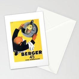 Berger 45 Marseillais Stationery Cards