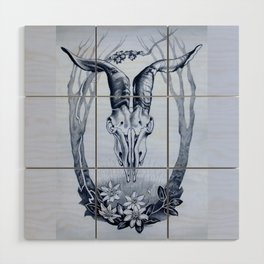 Epilogue Wood Wall Art