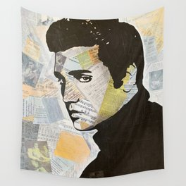 Elvis «Love Song» Wall Tapestry
