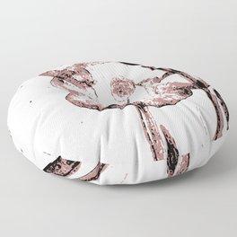 Reformed Poppy - Muted Rose Floor Pillow