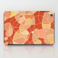 tangled iPad Cases featuring Tangled by Anita Ivancenko