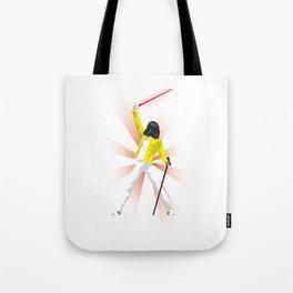 Freddie Vader Tote Bag