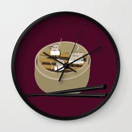 Steam room Wall Clock