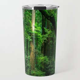 Enchanted forest mood II Travel Mug