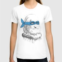 leonardo T-shirts featuring Leonardo by Nick Rees Illustration
