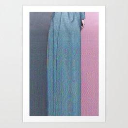 Vogue #42 Art Print