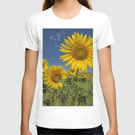 SUNFLOWERS 2 T-shirt