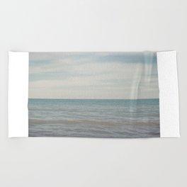 Lake Michigan Beach Towel
