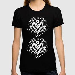 Art Deco Damask Classic T-shirt