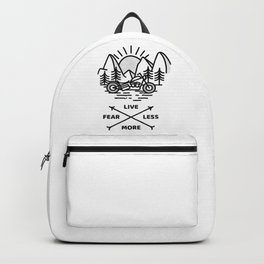 Live More Backpack