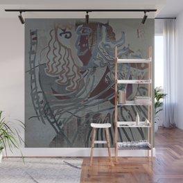 The Piano Girl 2 / Memories / Follies Collection Wall Mural