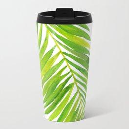 California Palm trees in watercolors Travel Mug