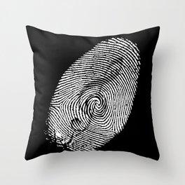 Born to love music! Throw Pillow
