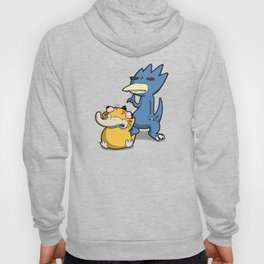 Pokémon - Number 54 & 55 Hoody