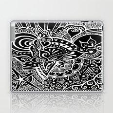 Rebirth Zentangle Laptop & iPad Skin