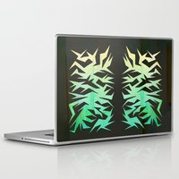 crane Laptop & iPad Skins featuring Crane by ArtsDianti
