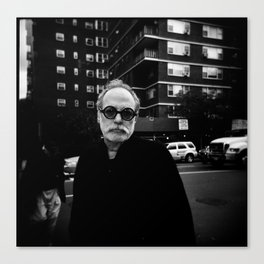 NYC holga portraits 6 Canvas Print