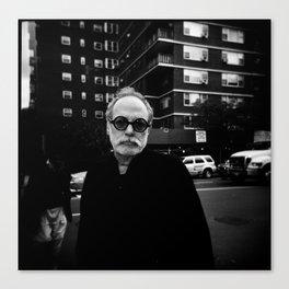 NYC holga portraits 6 Canvas Print