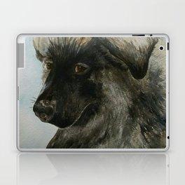 A Tribute to Luca (a Shiloh Shepherd) Laptop & iPad Skin