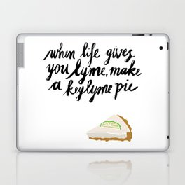 Key Lyme Pie Laptop & iPad Skin