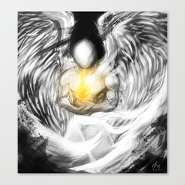 This Little Light of Mine Canvas Print