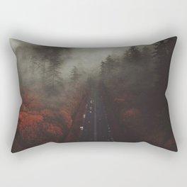 Coexist Rectangular Pillow